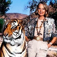 Tippi Hedren animals